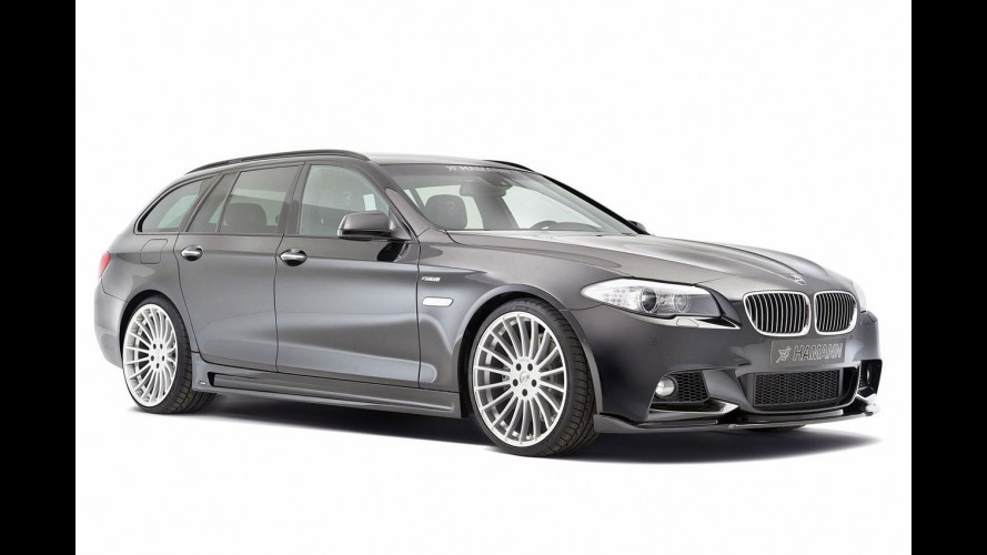 BMW Serie 5 Touring by Hamann