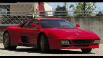Prototipo M3 - sviluppo della Ferrari Enzo