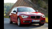 Nuova BMW Serie 1, prime foto