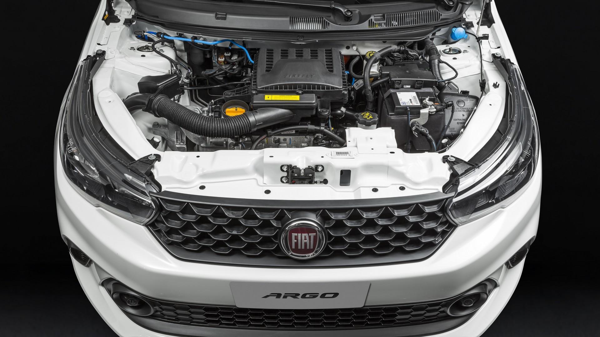 Roda Do Fiat Argo >> Fiat Argo 2018 – Confira listas dos itens de série e opcionais