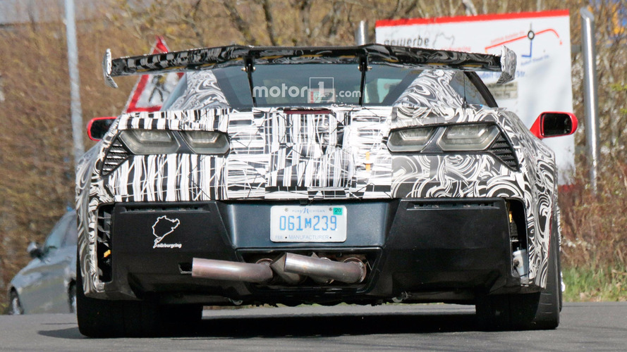 These Weird Exhausts Help Tame the Corvette ZR1's Roar