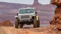 Jeep Safari JK at 2017 Easter Jeep Safari
