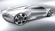 Apple Eve Sports Car Concept