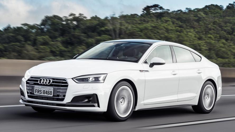 Primeiras impressões Novo Audi A5 Sportback - Esqueça o volante
