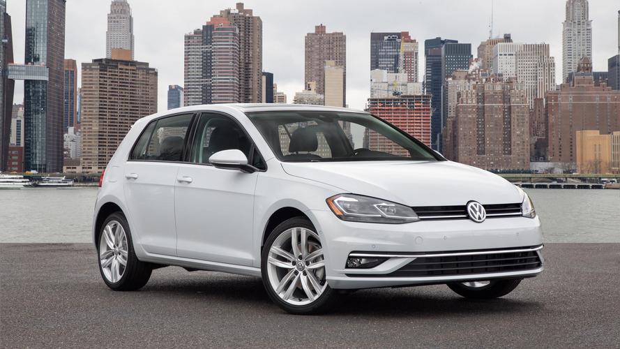 VW Golf aumenta liderança na Alemanha em julho
