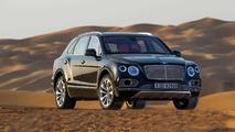 Bentley Bentayga Falconry Mulliner