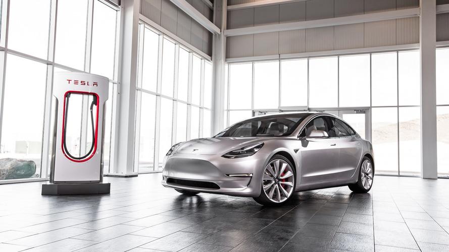 Model 3 é aprovado em testes da Tesla