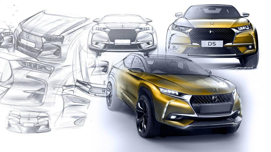 DS - Bientôt un SUV urbain disponible en tout électrique