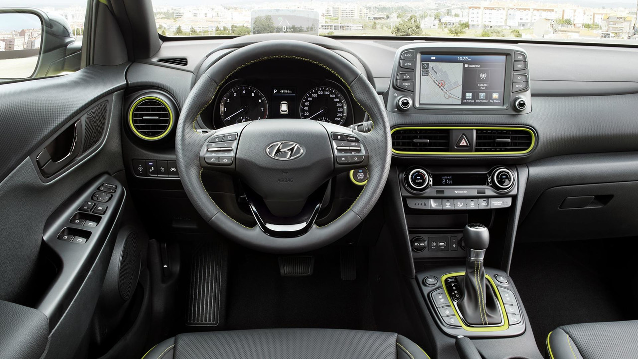 2018 hyundai kona first drive photo for Hyundai motor america phone number