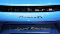 Porsche Panamera Sport Turismo live Geneva