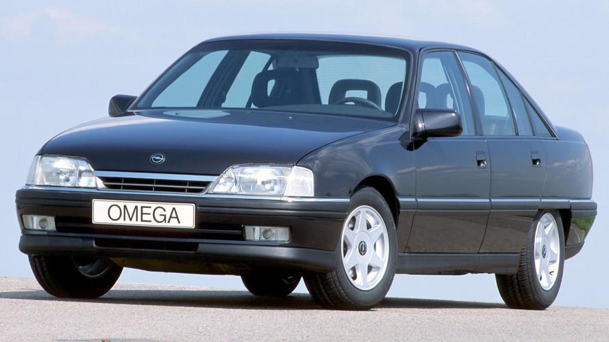 Opel Omega voltará ao mercado, mas em formato... SUV!