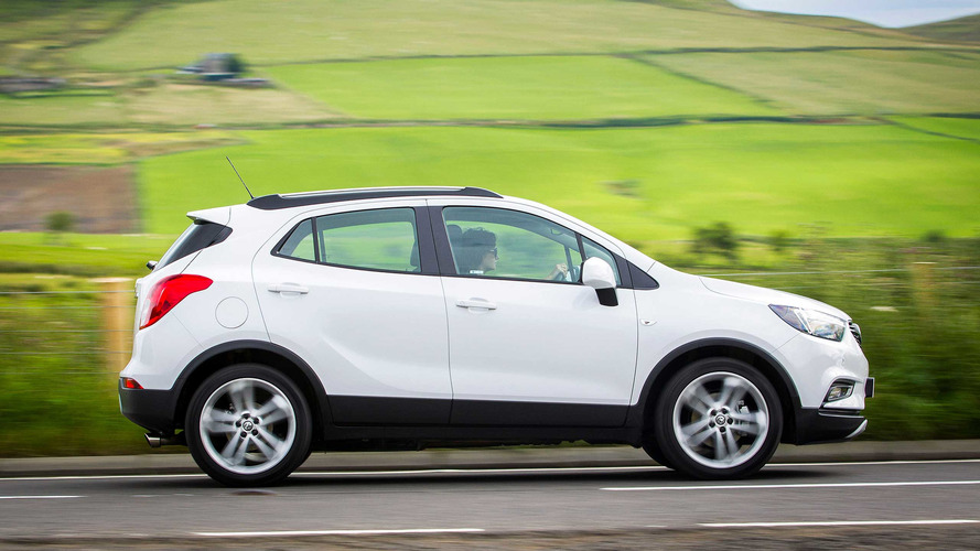 2017 vauxhall mokka x review. Black Bedroom Furniture Sets. Home Design Ideas