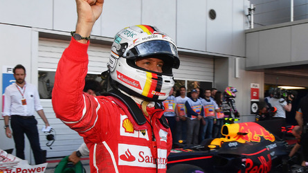 Vettel encerra jejum e é pole em Sochi; Massa é 6º