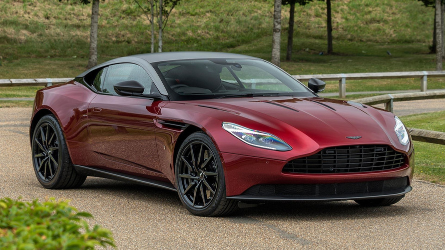 Aston Martin'den Royal Regatta'ya özel DB11