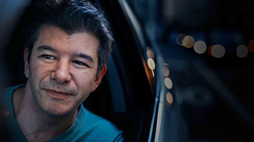 Le patron d'Uber démissionne de ses fonctions