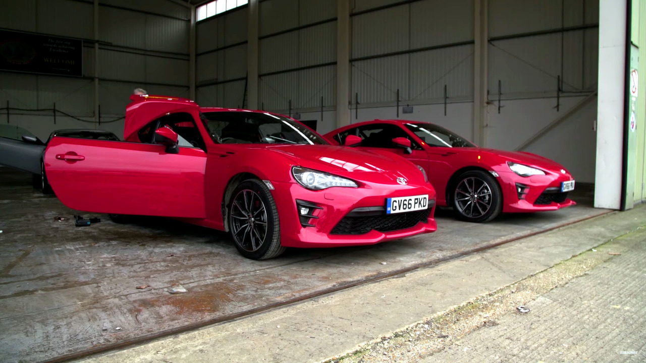 Toyota 86 Top Gear Reasonably Fast Car