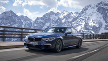 2017 BMW M550i xDrive First Drive