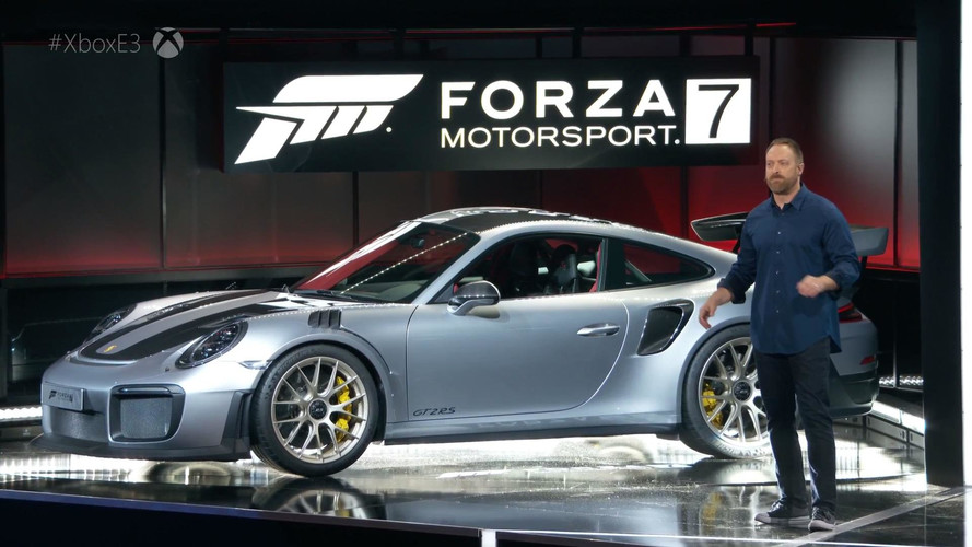 New Porsche 911 GT2 RS Makes Shock Debut At Gaming Show
