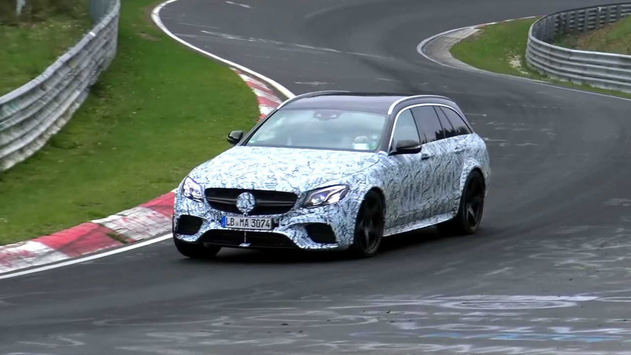 Bu ilginç Mercedes-AMG E63 Wagon prototipi bize ne anlatıyor?