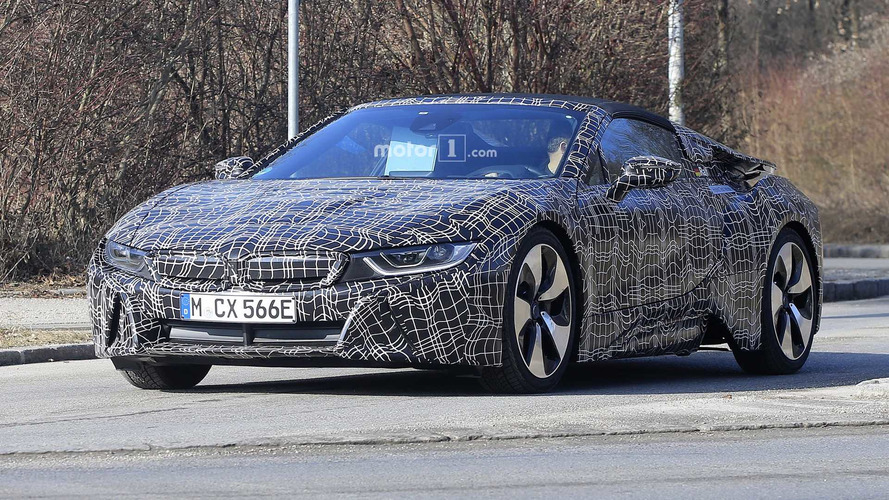 BMW Plans World Premiere For L.A. Auto Show; Likely i8 Roadster