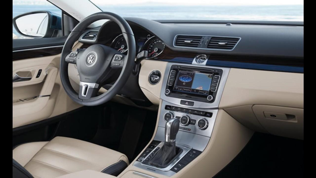 Volkswagen anuncia os preços para o Passat CC 2013 nos Estados Unidos