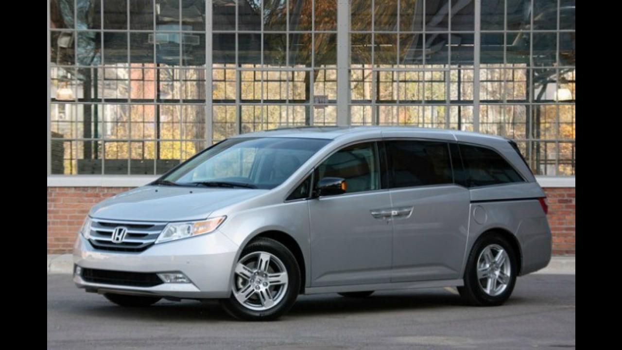 Rumor: Honda estaria planejando uso de transmissão de 9 velocidades