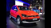 Salão SP: VW mostra novo CrossFox 2015 com mais recursos tecnológicos