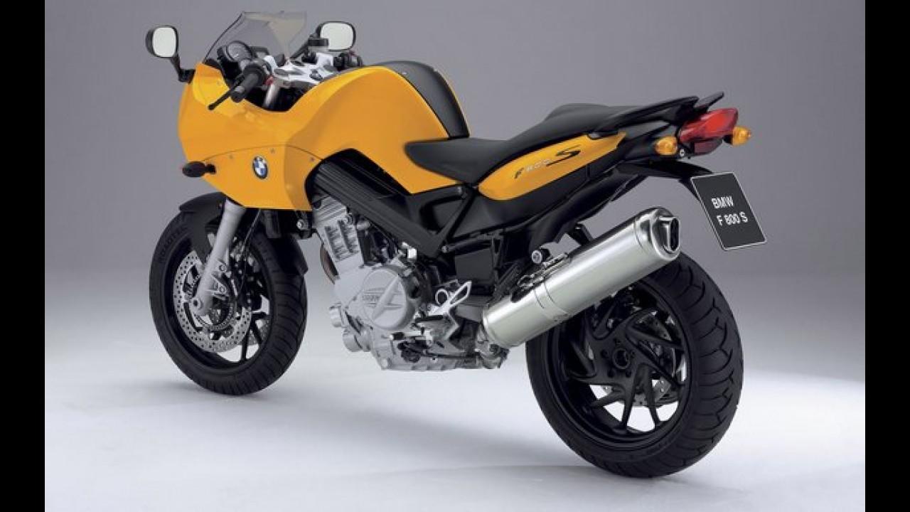 Recall: BMW F800 S é convocada por problema na roda