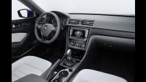 Passat BlueMotion Concept tem desativação de cilindros e consumo de 17,8 km/l