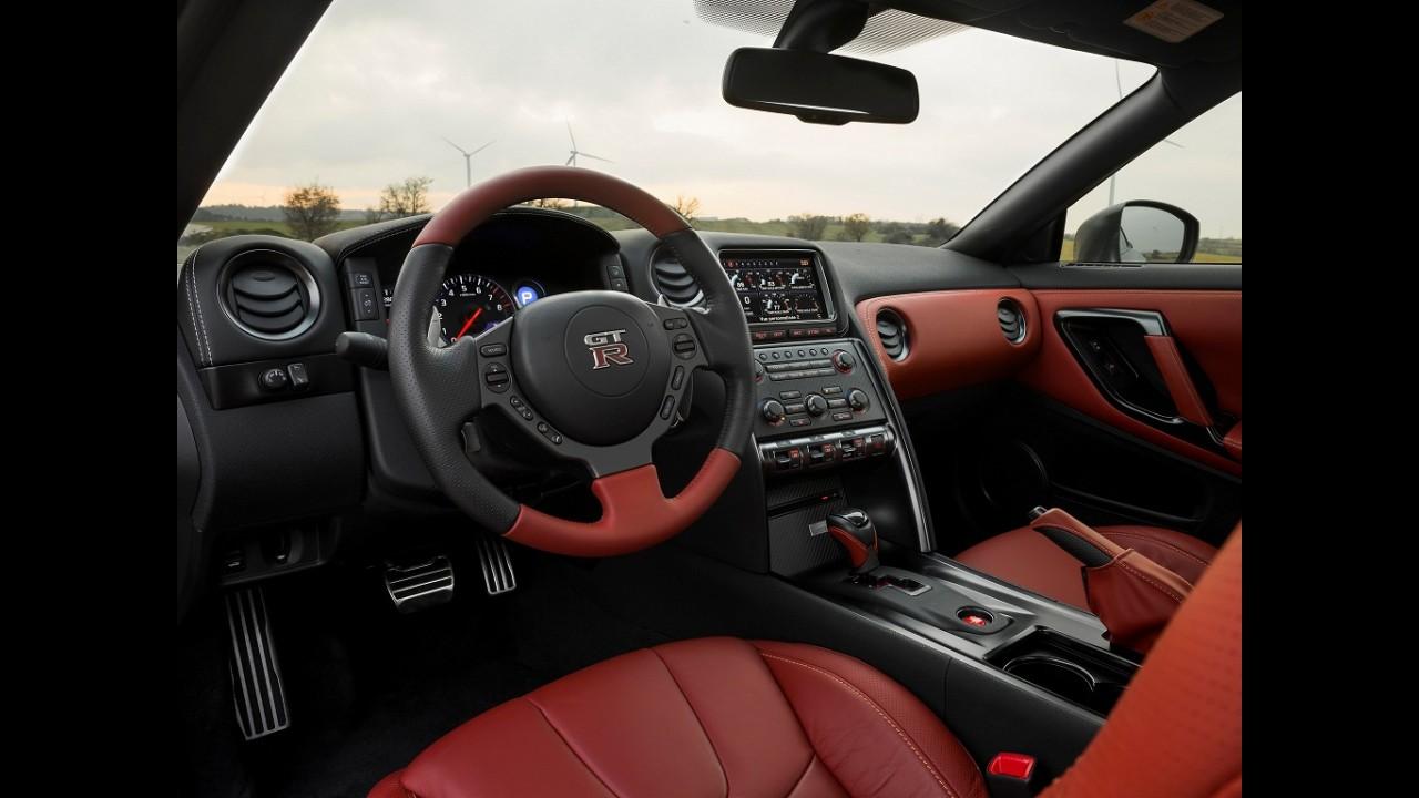 Próximo Nissan GT-R irá de 0 a 100 km/h em apenas 2,5 segundos