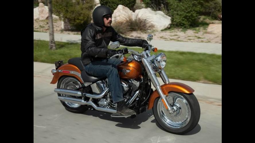 Harley: condições especiais para as linhas Sportster, V-Rod, Softail, Dyna e Touring