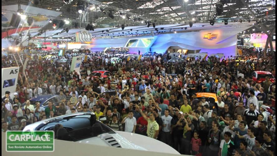 Salão do Automóvel 2012 já tem data definida