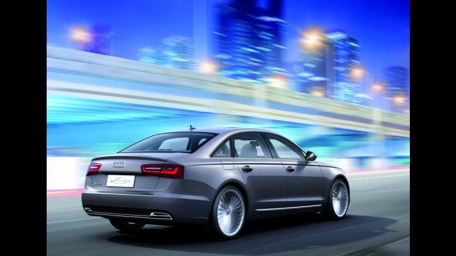Audi ultrapassa 1 milhão de unidades vendidas em 2012
