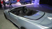 Camaro ZL1 Convertible live at New York Auto Show 2016