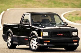 The GMC Syclone: More Sports Car Than Truck