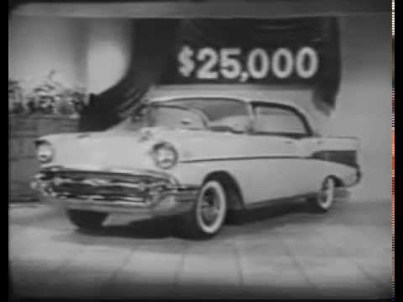 vintage commercials: 57 belair