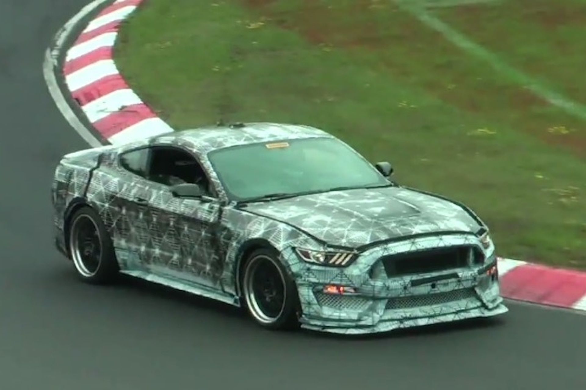 Ford Mustang GT350R is Here to Kick Some Camaro Ass [Video]
