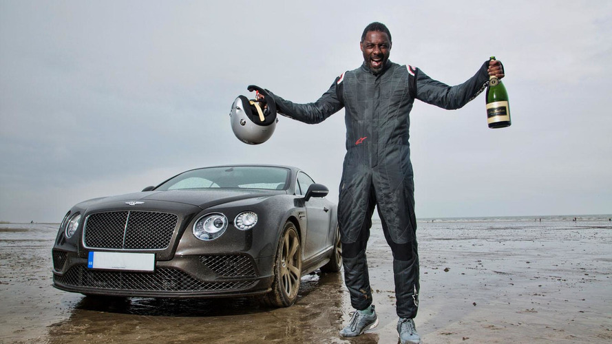 Bentley Continental GT Speed sets new UK land speed record