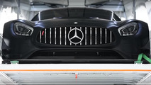 Mercedes-AMG GT3 at Fuji Speedway