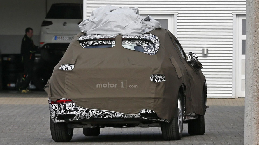 Audi Q3 2018 photos espion
