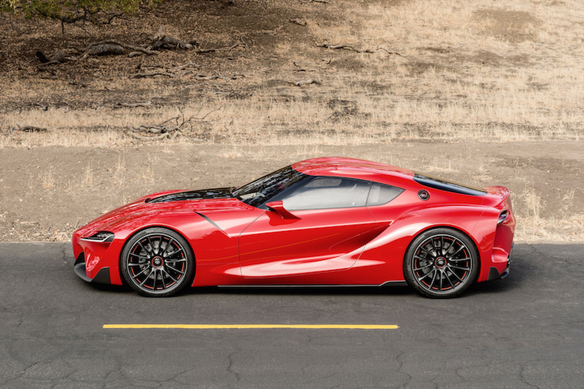 New Toyota Supra Could Have A Bmw Hybrid Heart Motor1 Com Photos