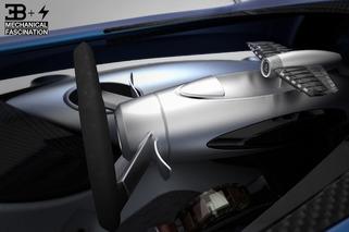 Bugatti TypeZero: The Single-Seat Racer of Enthusiasts' Dreams