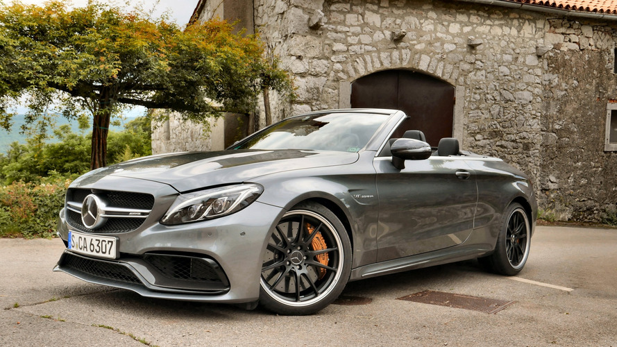 First Drive: 2017 Mercedes-Benz C-Class Cabriolet