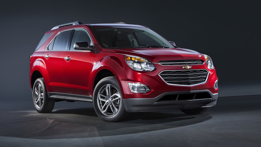 Review: 2016 Chevrolet Equinox