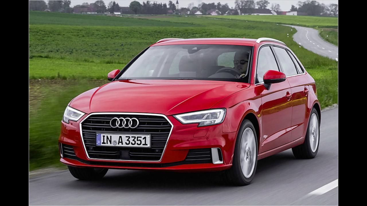 Kombi: Audi A3 Sportback