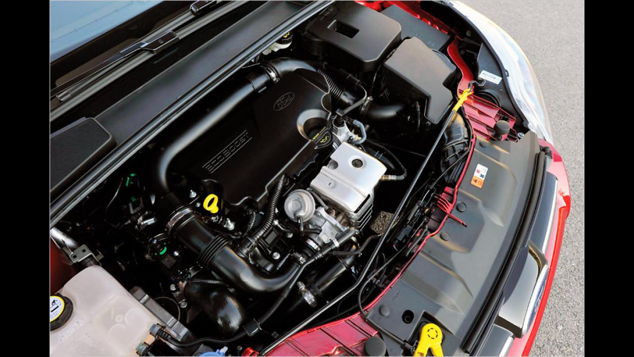 Bester Motor unter 1 Liter: Ford-Dreizylinder-Turbo