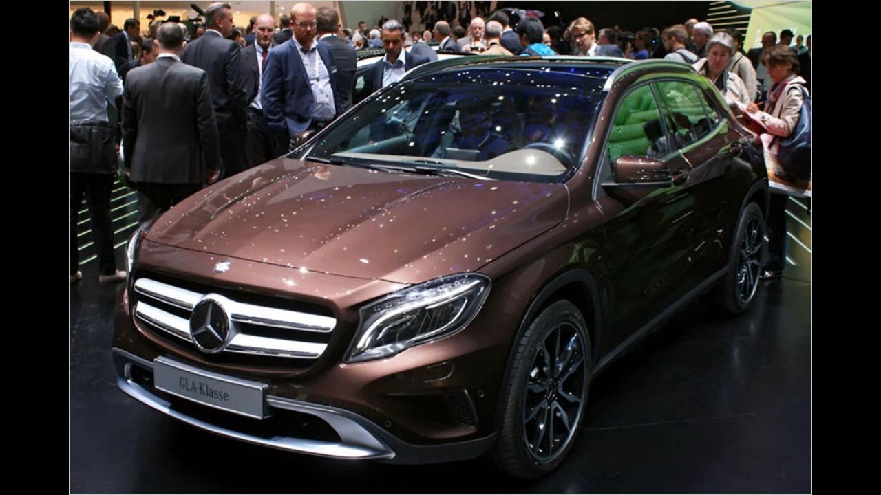 2013: Mercedes GLA