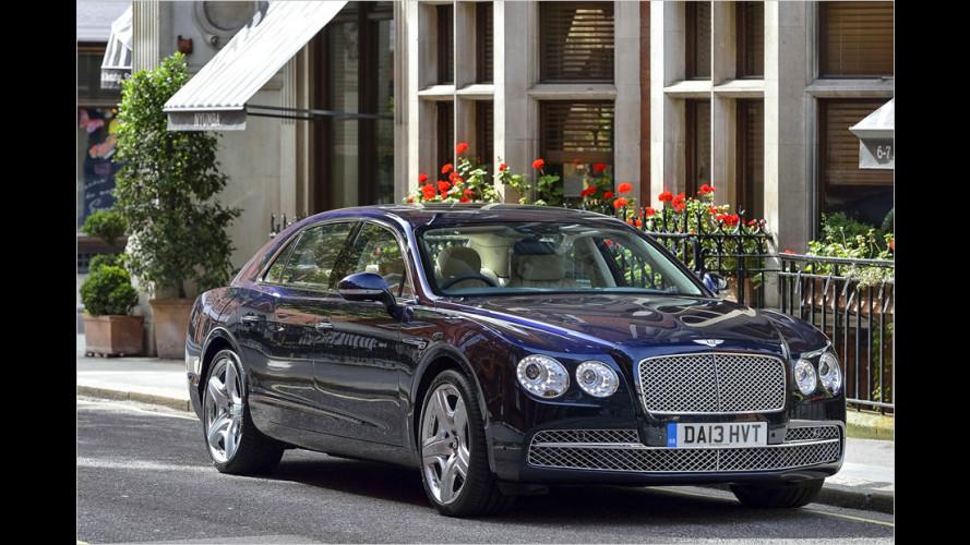 Bentley Flying Spur: Noch feiner mit Mulliner