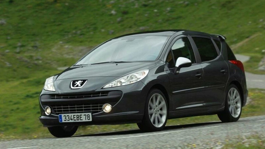 Sporty Peugeot 207 SW RC to Debut in Frankfurt