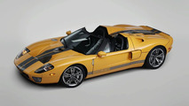 Ford GTX1 Concept Unveiled at SEMA